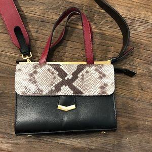 Vittoria Napoli Italian Leather Mini Purse